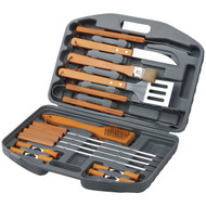 CHEFS BASICS SELECT HW5231 18-Piece BBQ Set with Case (R-STLAHW5231)