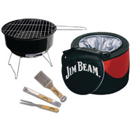 JIM BEAM JB0105 5-Piece Cooler & Grill Set (R-STLAJB0105)