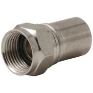 STEREN 200-029 F-Taper-Seal RG6 Connectors, 100 pk (R-STRN200029)