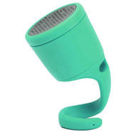 Boom Swimmer Bluetooth Wireless Waterproof Speaker Green (R-SWIMMERGREEN)