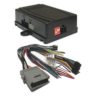 Crux Radio Replacement W/Swc Retention For Gm Class Ii Vehicles (R-SWRGM48)