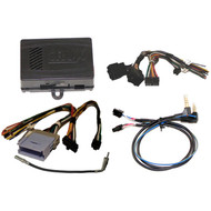 Crux Radio Replacement W/Swc Retention For Gm Lan 11-Bit Vehicles (R-SWRGM51)