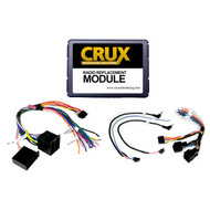 Crux Radio Replacement W/Swc Retention For Saab Vehicles (R-SWRSB58)
