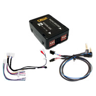 Crux Radio Replacement W/Swc Retention For Select Toyota Vehicles 2003-2011 (R-SWRTY61S)