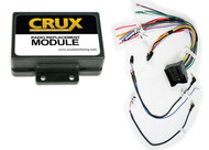Crux Radio Replacement With Swc Retention For Volkswagen Vehicles (R-SWRVW52)