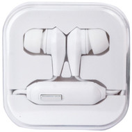 TRAVELOCITY TVOR-STHF-BW Stereo Earbuds with Microphone (R-TVORSTHFBW)