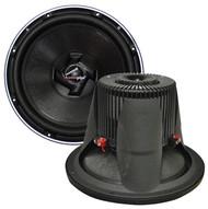 """Audiopipe 12"""" Sq Woofer 2000 Watts Max (R-TXXSQ1222)"""