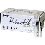 KINETIK 53313 AAA Alkaline Batteries, 50 pk (R-UBC53313)