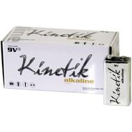 KINETIK 53316 9-Volt Alkaline Batteries, 12 pk (R-UBC53316)