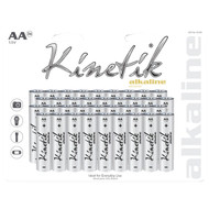 KINETIK 53335 Alkaline Batteries (AA, 36 pk) (R-UBC53335)