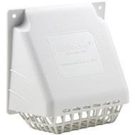 DEFLECTO HR4W Replacement Vent Hood (R-VENHR4W)