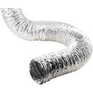 450 / TD450 Aluminum Flex Duct (4-ply; Pure Proflex; 50ft; Nonretail bulk) (R-VENPROFLEX)