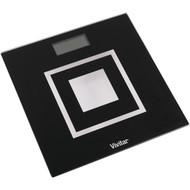 VIVITAR PS-V135-B DigiBody Bathroom Scale (Black) (R-VIVPSV135B)