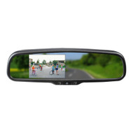 "BOYO 4.3"" rearview mirror bluetooth built in speaker (R-VTB46M)"