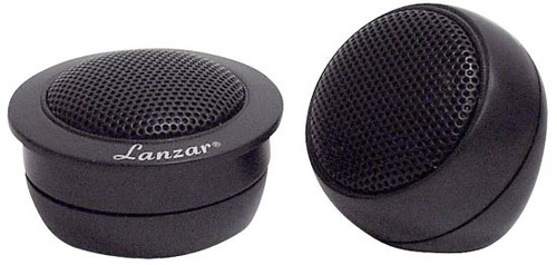 "Lanzar VST 0.5"" Neodymium Flush, Surface or Angle Mount Tweeters Car Audio"