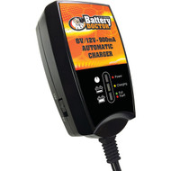 BATTERY DOCTOR 20026 Battery Doc(R) 6-Volt/12-Volt 900mA Wall Mount(TM) CEC Charger/Maintainer (R-WIR20026)