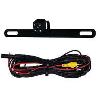 IBEAM TE-BPCIR Behind License Plate Camera with IR LEDs (R-MECTEBPCIR)
