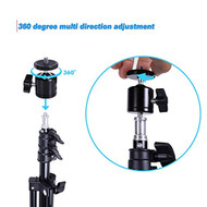 Pocket projector or mini projector stand with 360 degree multi direction adjustment/cameral or camcorder/or recorder tripod (R-PRJTPS44)
