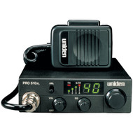 Cb Radio Uniden 40 Channel (R-PRO510XL)