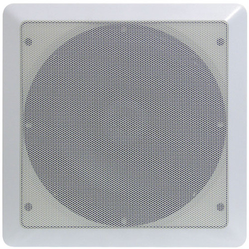 Pair Pyle PDIC65SQ 6.5'' Two-Way In-Ceiling Speaker System