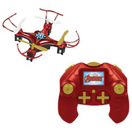 Marvel 33758 Remote-Control 4.5-Channel 2.4GHz Marvel(R) Iron Man(R) Micro Drone (R-WTT33758)