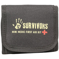 12 SURVIVORS TS42003B Mini Medic First Aid Kit (R-YUKTS42003B)