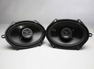 "Hifonics Zeus 5 X 7"" - 6 X 8"" Coaxial Speaker 250 Watts Maxx (No Grills) (R-ZS5768CX)"