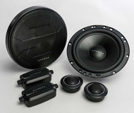 "Hifonics Zeus 6.5"" Component Speaker 300 Watts Maxx (R-ZS65C)"
