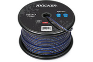 Kicker QW1220 20-Feet 12-Gauge AWG Q-Series Speaker Wire