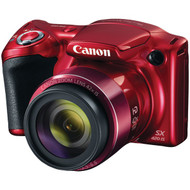 CANON 1069C001 20.0-Megapixel PowerShot(R) SX420 IS Digital Camera (Red) (R-CND1069C001)