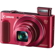 CANON 1073C001 20.2-Megapixel PowerShot(R) SX620 HS Digital Camera (Red) (R-CND1073C001)