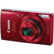 CANON 1087C001 20.0-Megapixel PowerShot(R) ELPH(R) 190 IS Camera (Red) (R-CND1087C001)