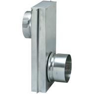 DEFLECTO AMCC Dryer Connector (Close Connector) (R-DEFAMCC)