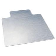 "DEFLECTO CM13233COM Chair Mat with Lip for Carpets (45"" x 53"", Low Pile) (R-DEFCM13233COM)"