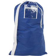 HONEY-CAN-DO LBG-03898 Laundry Bag with Shoulder Strap (R-HCDLBG03898)