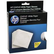 HP HPWS50RB CD/DVD Storage Sleeves (50 pk) (R-HOOHPWS50RB)