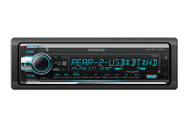 Kenwood KDC-BT772HD Single-DIN Bluetooth CD AM/FM HD Radio SiriusXM-Ready Car Audio Receiver