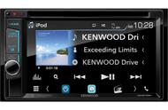 """2018 Kenwood DDX575BT 6.2"""" Double-DIN Touchscreen Bluetooth DVD Receiver"""