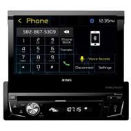 Jensen VX3016 1-DIN A/V Receiver w/ DVD | Bluetooth | USB | AV Input