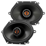 "JBL CLUB 8620 6"" x 8"" 2-Way Coaxial Club Series Car Audio Speaker System (Pair)"