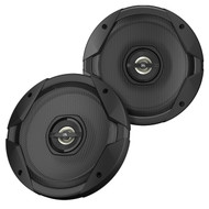 "JBL GT7-6 6.5"" Coaxial Car Audio Loud Speaker w/ PEI tweeter (Pair)"