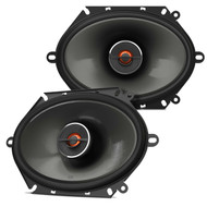 "JBL GX862 5""x7""/ 6""x8"" Custom Fit 2-Way GX Series Coaxial Car Speaker (Pair)"