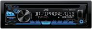 JVC DIN Bluetooth CD/AM/FM Car Stereo w/ Pandora Control and iHeartRadio Ready