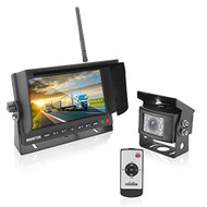 Pyle PLCMTR78WIR 2.4Ghz Camera & Monitor System (for Bus, Truck, Trailer, Van)