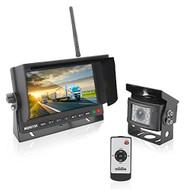 Pyle PLCMTR78WIR 2.4Ghz Camera & Monitor System (for Bus, Truck, Trailer, Van)