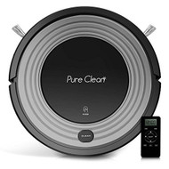 PureClean PUCRC96B Automatic Programmable Auto Robot Vacuum Cleaner