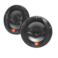 "JBL Club Marine MS65B 6.5"" 2-Way Marine Audio Multi-Element Speakers (Pair, Black)"