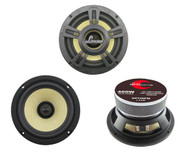 Lanzar OPTI6PM Opti Pro 400 Watts 6.5'' High Power Coaxial Speakers