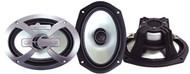 Pair Lanzar OPTI692 Optidrive 6''x9'' 500 Watt Two-Way Coaxial Speakers