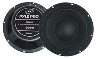 Pyle PM8DC 8'' High Power High Performance Midbass Car Audio